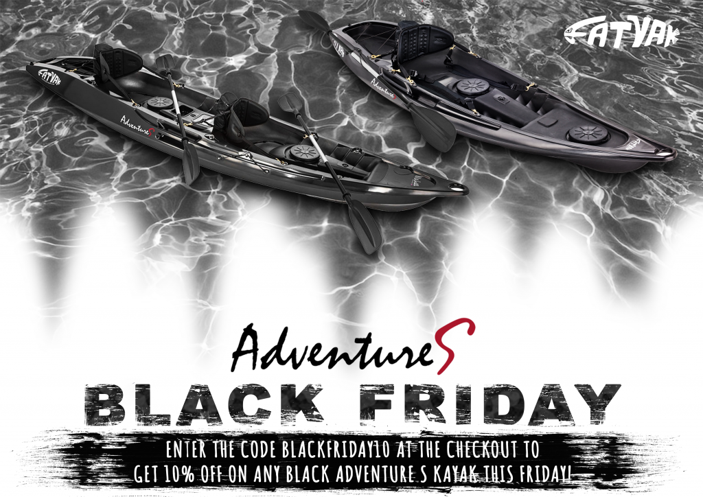 Black Friday Fatyak Kayaks