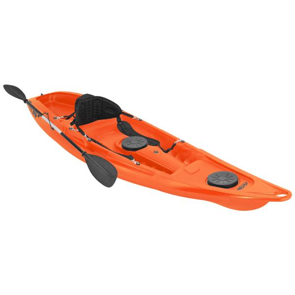 Single seater sit on top kayak