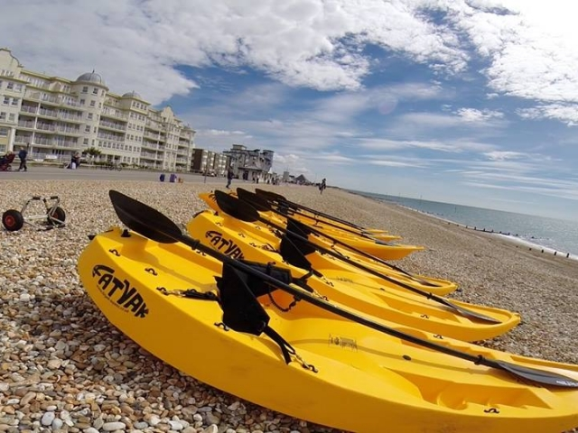 Surf Kayak
