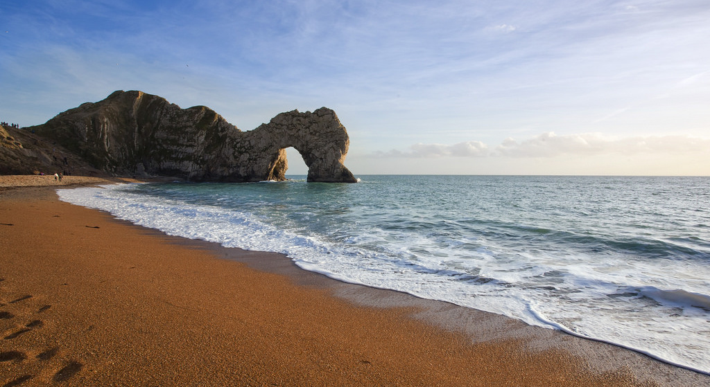 Durdle Door kayaking