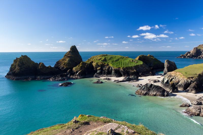 Places to Kayak in the UK - The Lizard Penninsular