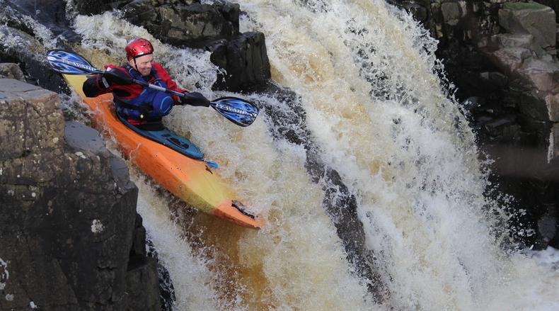Places to Kayak in the UK - The Tees