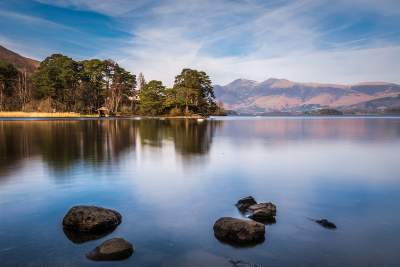 Places to Kayak in the UK - Derwentwater