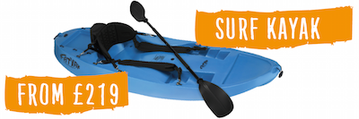 Sit on Top Kayaks - Surf