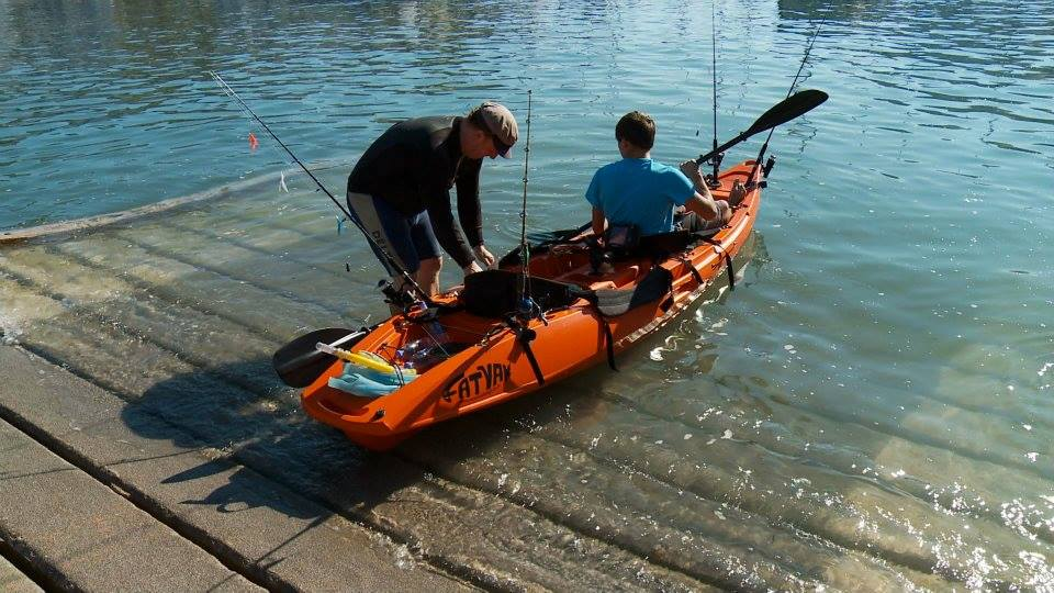 2 seater Fishing Kayak
