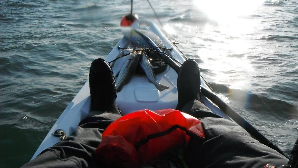 Kaafu Fishing Kayak