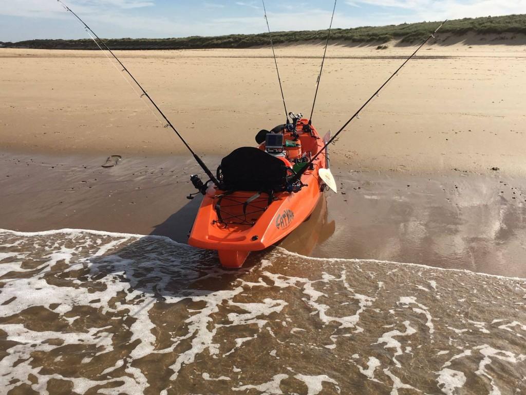 Mahee Fishing Kayak