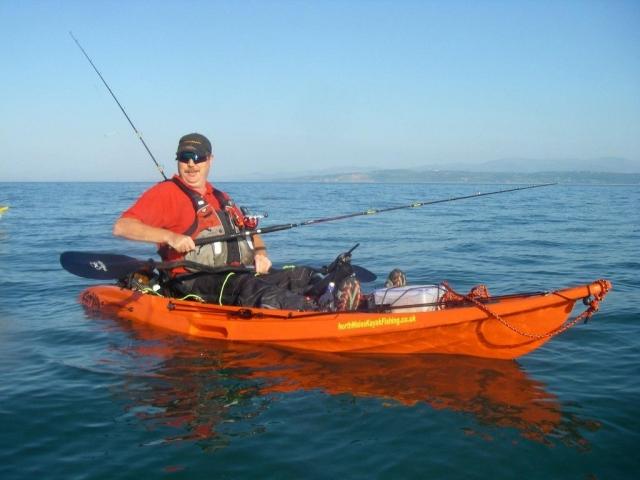 The Kaafu Fishing Kayak