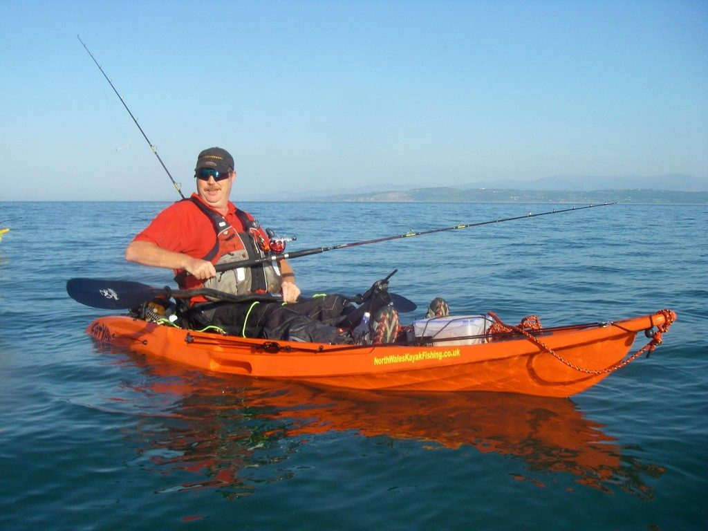 The Kaafu Fishing Kayak