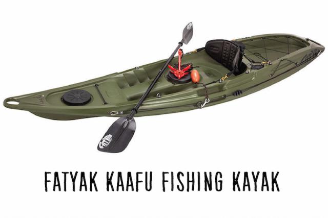 Kaafu Fishing Kayak