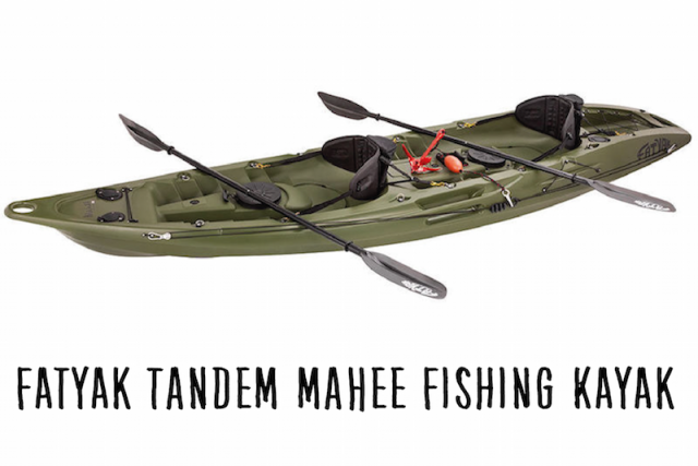 Tandem Fishing Kayak