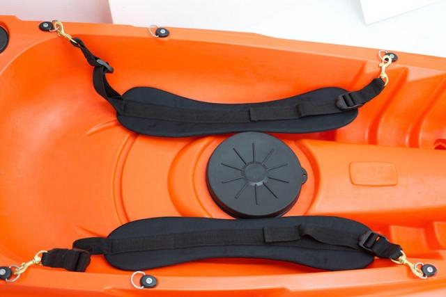 Fishing Kayak Leg Straps