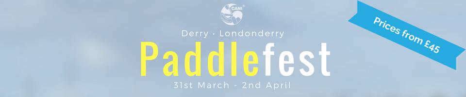 CANI Paddlefest Show 2017