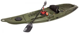 Single Seater Fishing Kayak