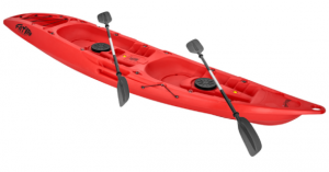 Kayak for larger paddlers