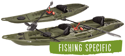 Fishing Kayaks