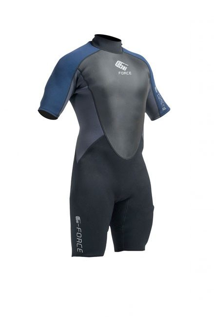 Gul G-Force Mens Shorti Wetsuit