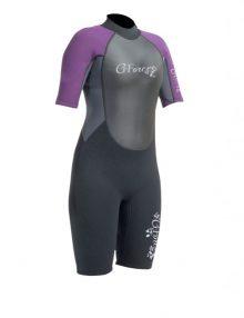 gul G-force womens shorti wetsuit