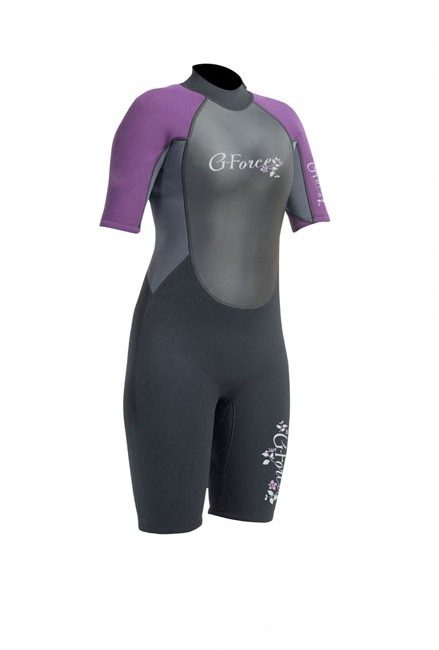 gul G-force womens shorti wetsuit
