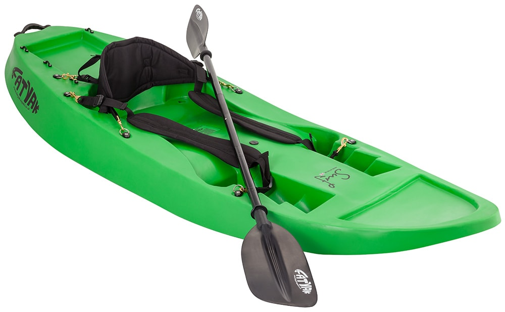 Surf Kayak From Fatyak Kayaks Designed For The Waves